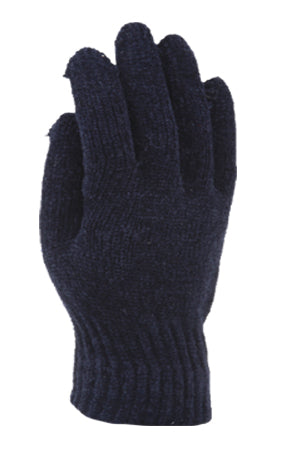Wholesale Bulk Pack Ladies Knit Chenille Glove GDGL2012