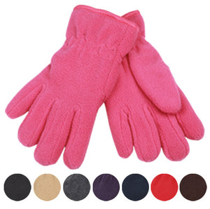 Wholesale Bulk Pack Kids Winter Fllece Glove GDGL2032Asst