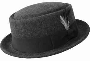 Wholesale Bulk Pack Felt Pork Pie Hats GDHE09-GDP3600