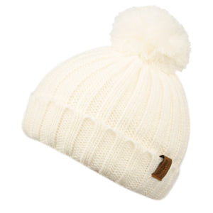 Wholesale Bulk Pack Kids Winter Warm Pom Pom Beanie-GDP3011