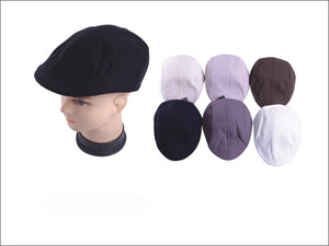 Wholesale Bulk Pack Men's Beret Hat-GDP3825