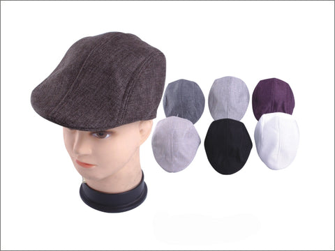 Wholesale Bulk Pack Men's Beret Hat-GDP3819