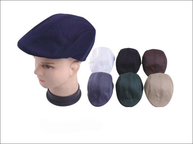 Wholesale Bulk Pack Men's Beret Hat-GDP3816