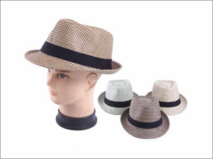 Wholesale Bulk Pack Fedora Hat-GDP3840