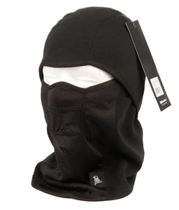 Winter Face Cover Sports Mask W/Front Mesh & Fur Lining-GDP427