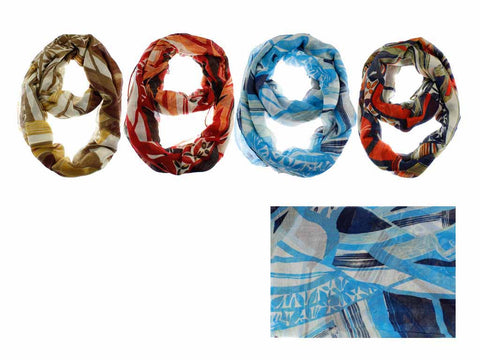 Wholesale Bulk Pack Infinity Scarf-GDP3846