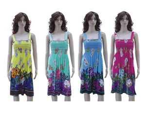 Wholesale Bulk Pack Short Dress-GDP4336