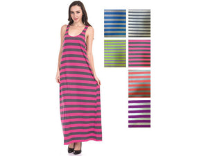 Wholesale Bulk Pack Stripe Dress-GDP4312