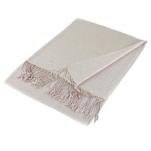 Wholesale Pink Solid Pashmina Scarf-GDP1359-In Bulk Pack