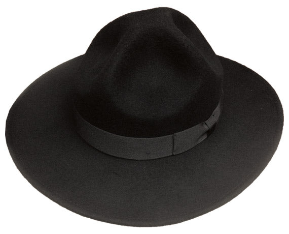 Wholesale Bulk Pack Wool Felt Campaign Hats-GDP3551