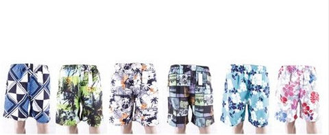 Wholesale Bulk Pack Men's Swim Short With Lining GDP650