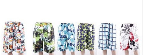 Wholesale Bulk Pack Men's Swim Short With Lining GDP648