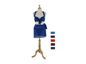 Wholesale Bulk Pack 3PCS Swimsuit On Hanger GDLB5502