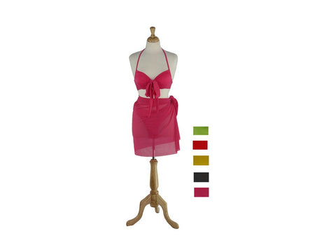 Wholesale Bulk Pack 3PCS Swimsuit On Hanger GDLB5503