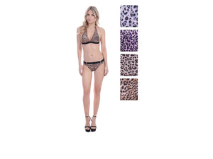 Wholesale Bulk Pack 2PC Swimsuit On Hanger GDLB7053