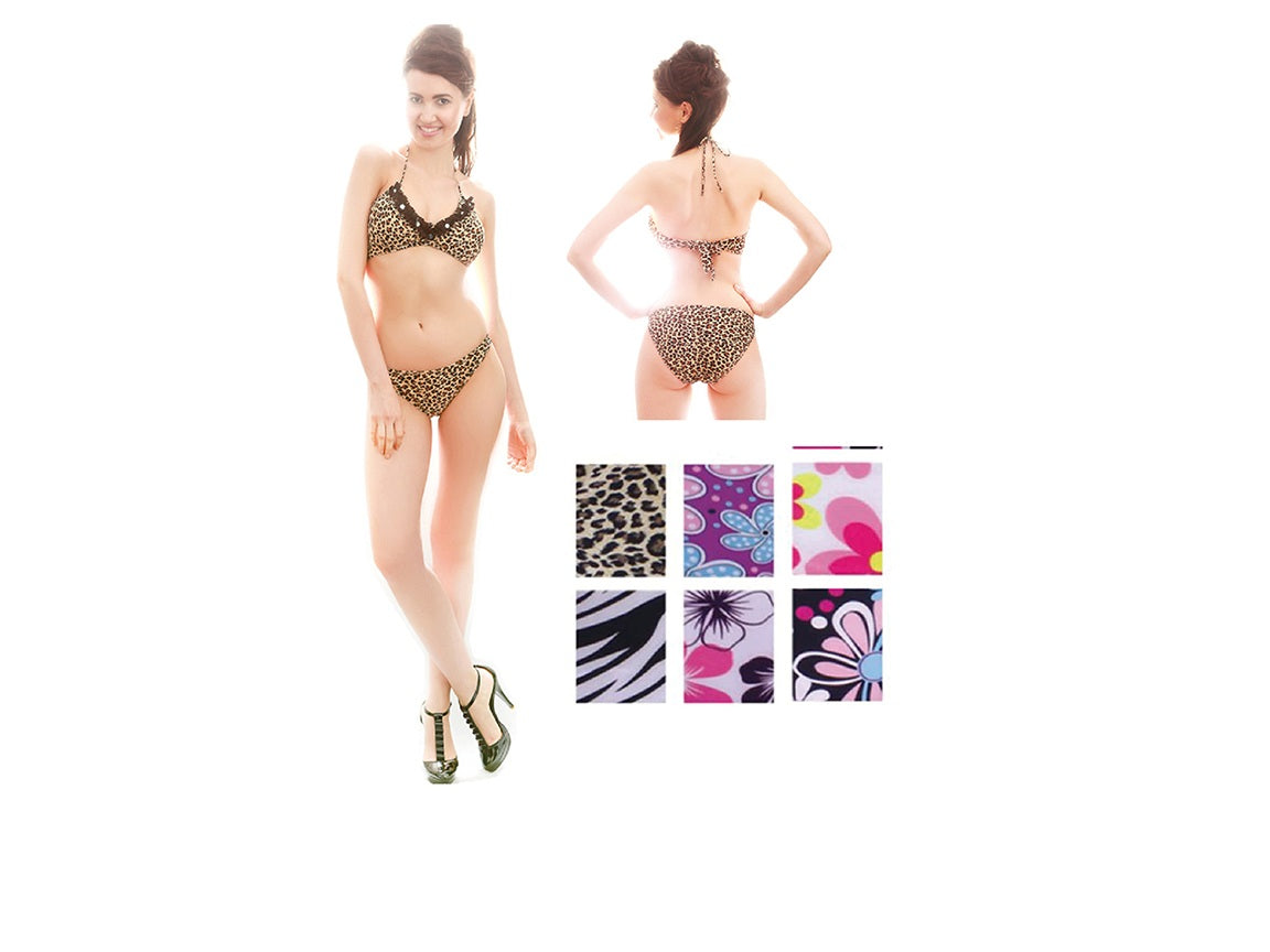 Wholesale Bulk Pack 2PC Swimsuit On Hanger GDLB806362