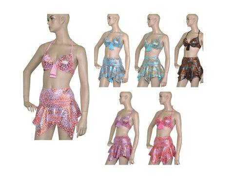 Wholesale Bulk Pack 3PC Swimsuit On Hanger GDLB8331