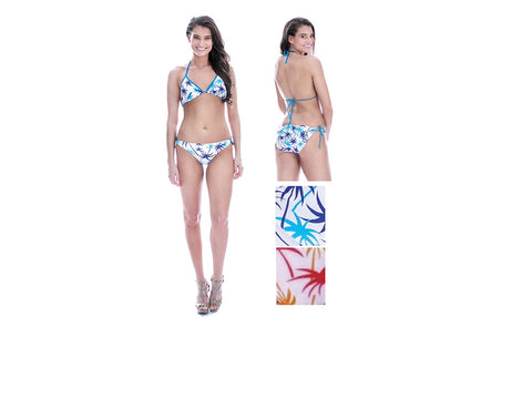 Wholesale Bulk Pack 2PC Swimsuit On Hanger GDLB8722