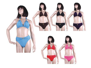 Wholesale Bulk Pack 2PC Swimsuit On Hanger GDLB90016