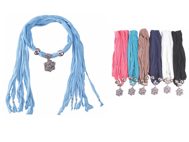 Wholesale Bulk Pack Fashion Jewelry Scarf-GDP3861