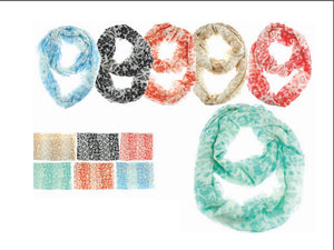 Wholesale Bulk Pack Scarf-GDP3852
