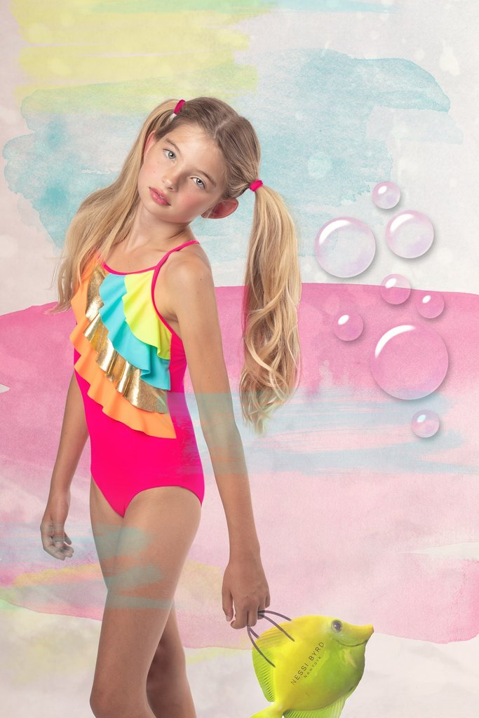 Merope Swimsuit Multicolor