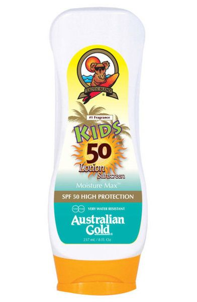 Australian Gold Kids SPF 50 Lotion