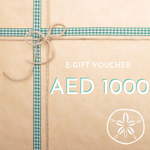 AED 1000 E-Gift Card