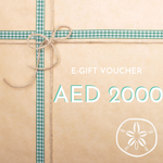 AED 2000 E-Gift Card