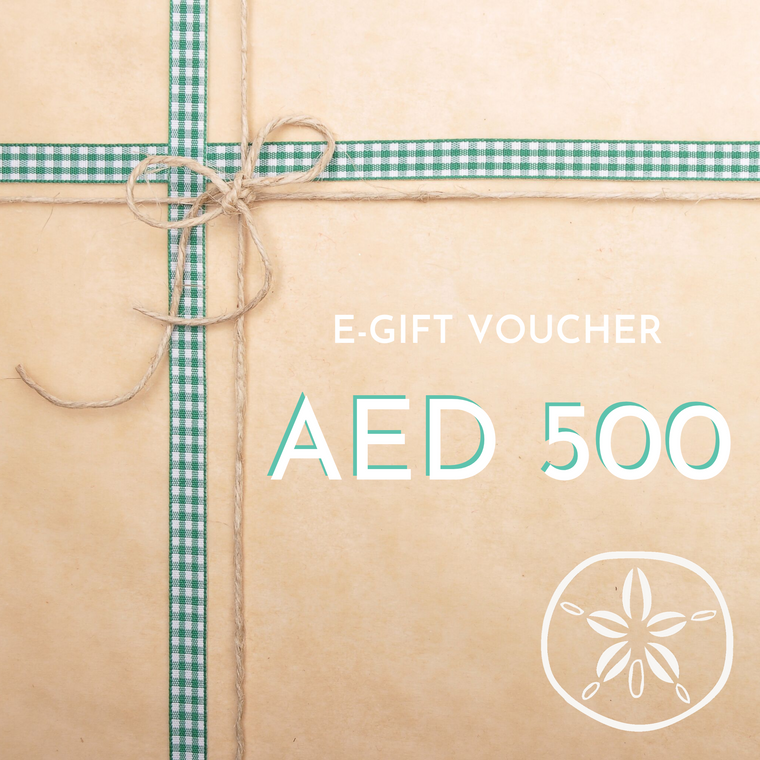 AED 500 E-Gift Card