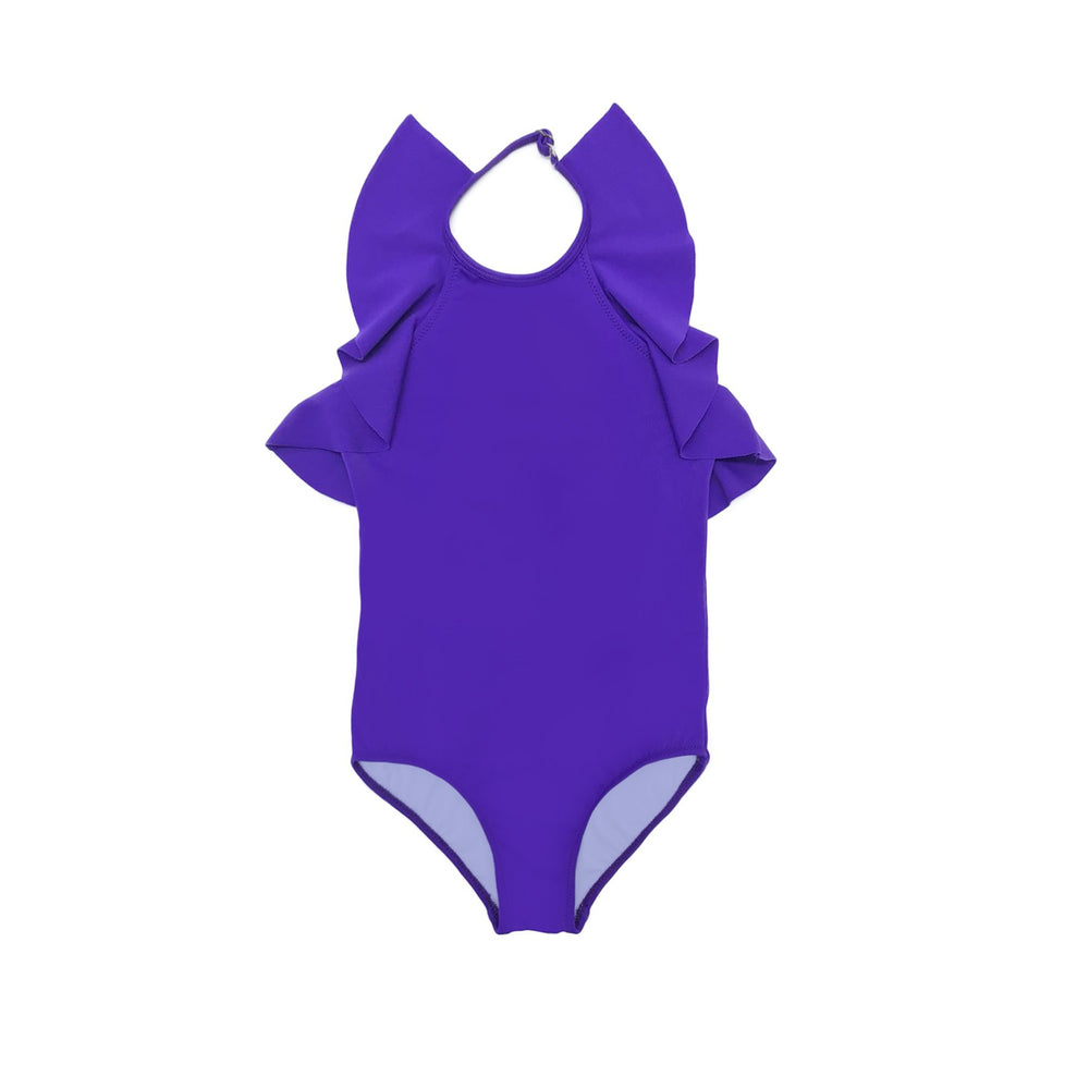 Nessi Byrd Indigo One Piece swimsuit