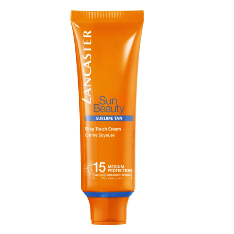 Lancaster Sun Beauty Silky Touch Cream Radiant Tan Spf 15 50ml