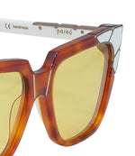 Pared Charlie & The Angels Havana Tortoise / White Sunglasses