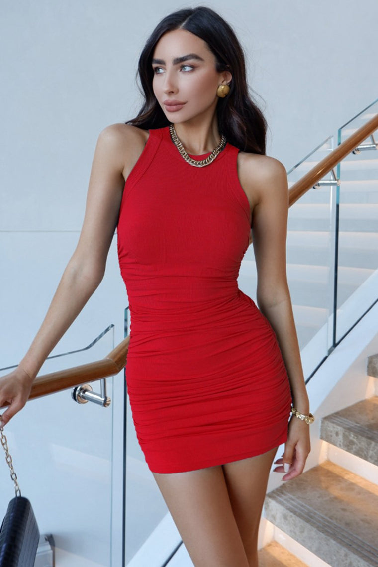 Essential Dress Red
