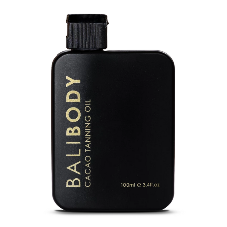 Bali Body Cacao Tanning and Body Oil No SPF