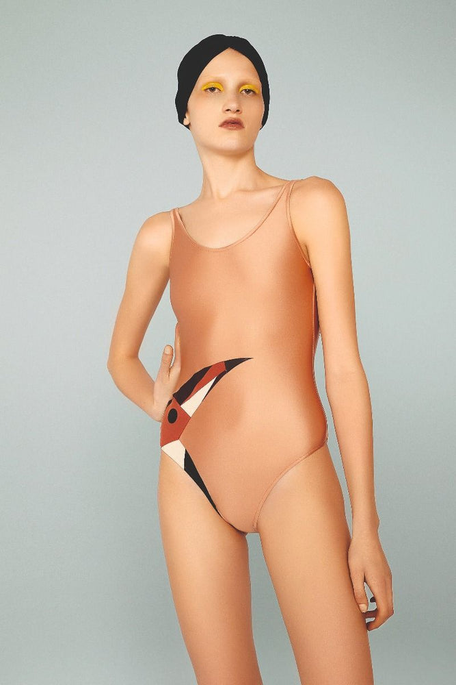 Adriana Degreas Toucan Swimsuit