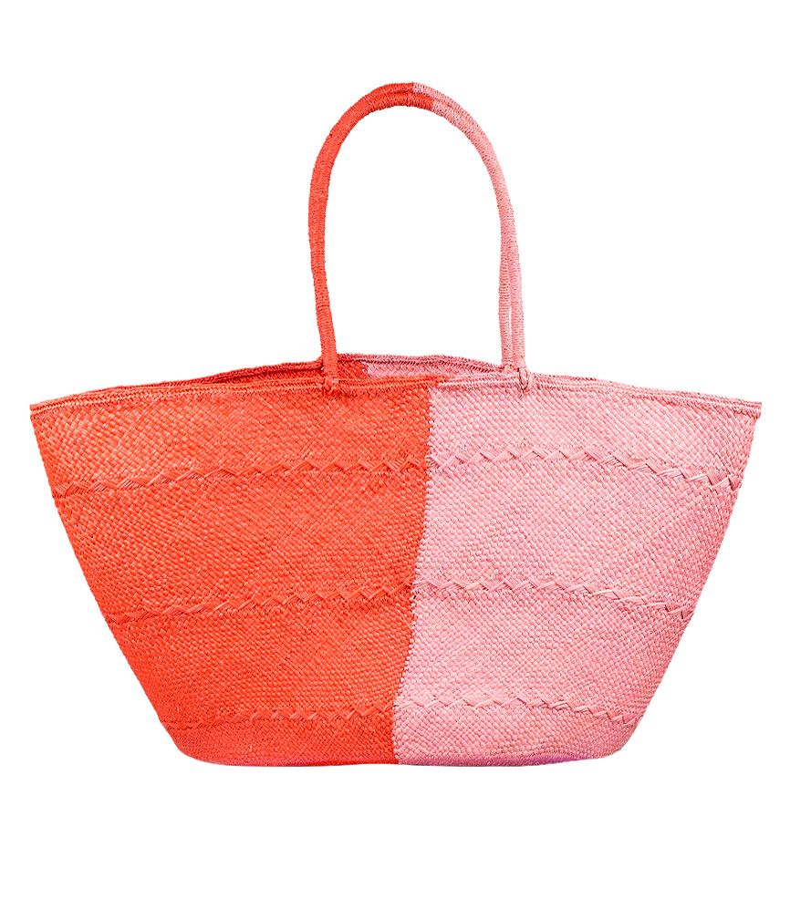 Artesano Genovesa Bag Rose & Red