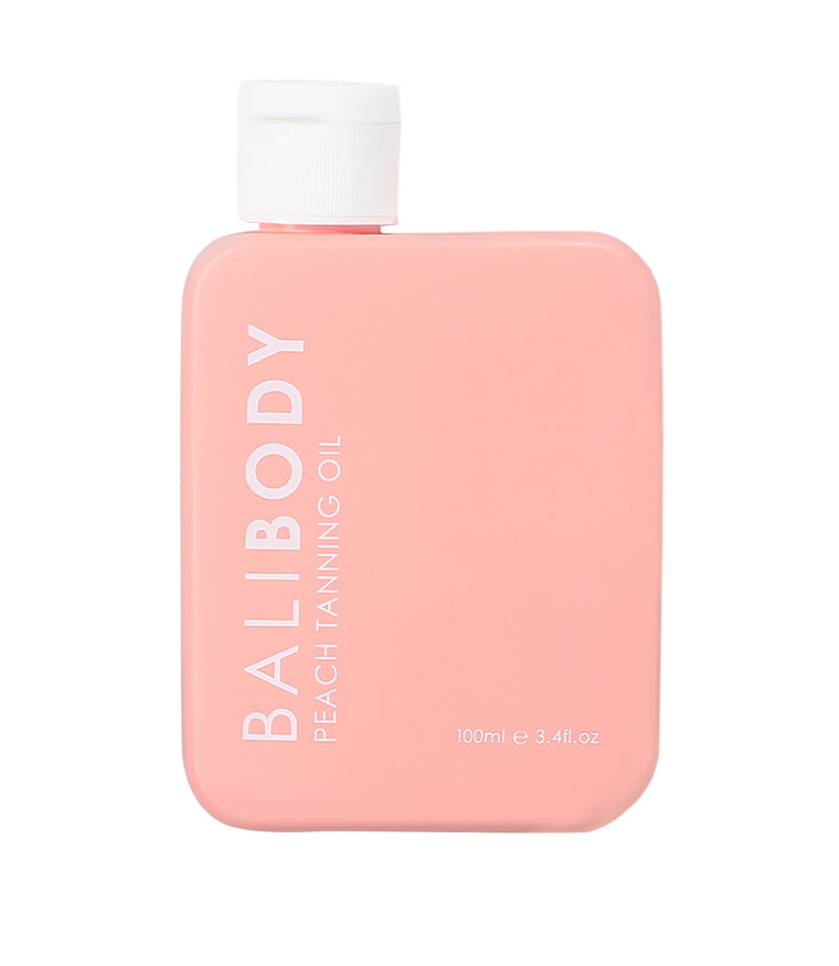 Bali Body Peach Tanning Oil No SPF