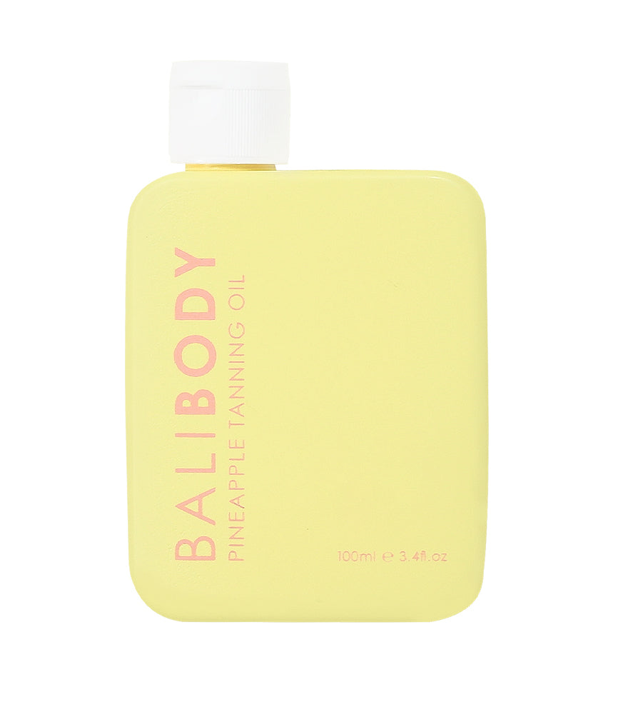 Bali Body Pineapple Tanning Oil No SPF