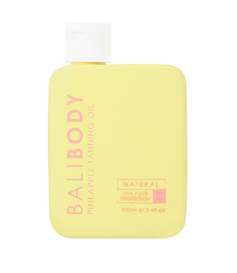 Bali Body Pineapple Tanning Oil SPF6