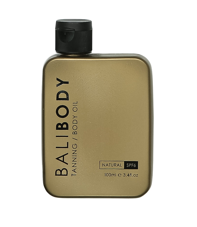 Bali Body Natural Tanning and Body Oil SPF6
