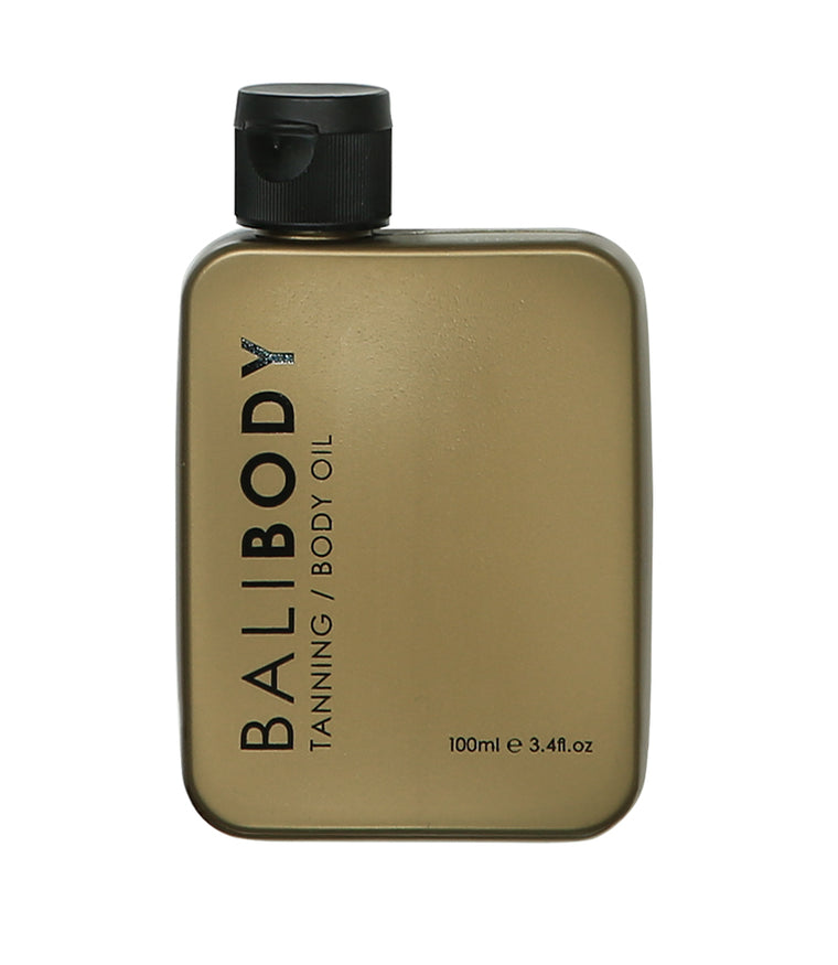 Bali Body Natural Tanning and Body Oil No SPF