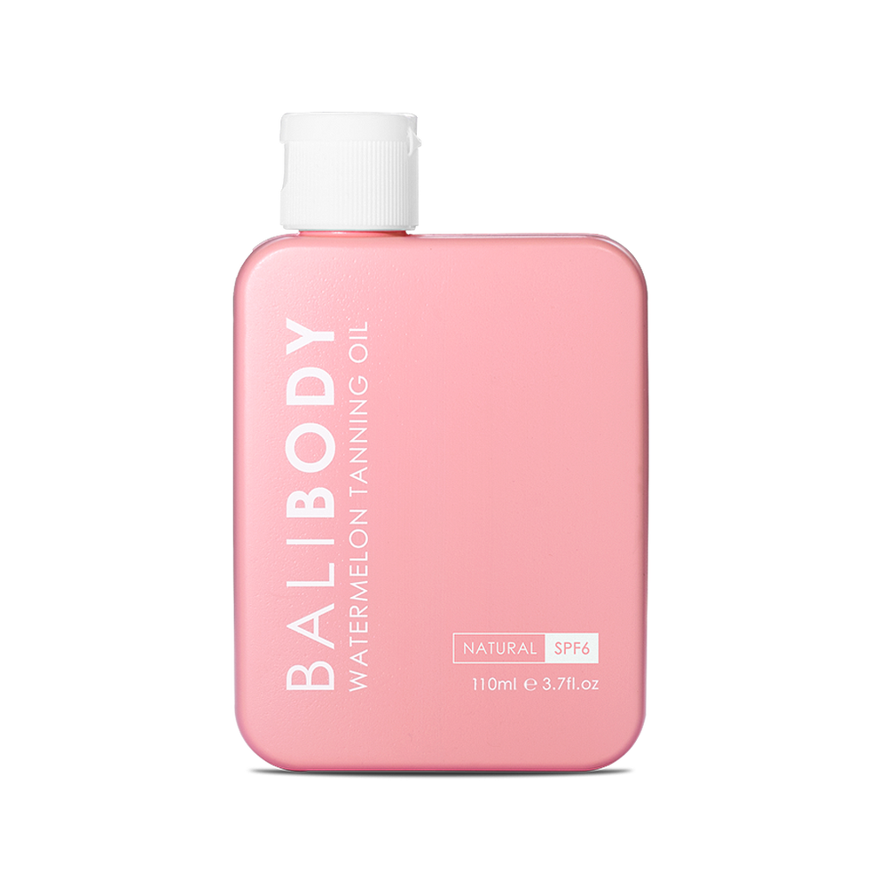 Bali Body Watermelon Tanning Oil SPF6