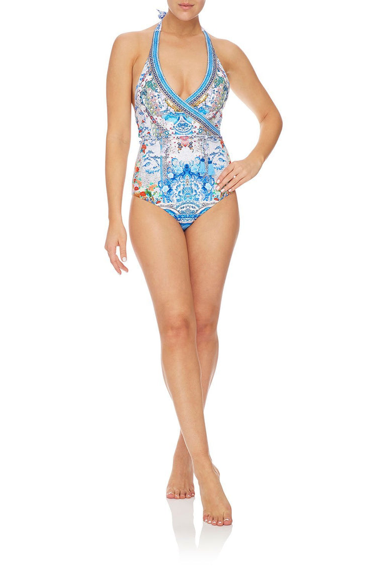 Camilla One Piece with Belt Geisha Gateways