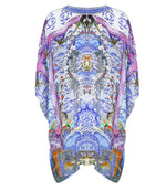 Camilla Short Lace Up Kaftan Geisha Gateways