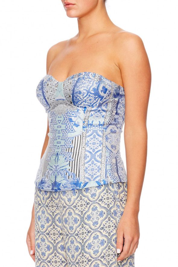Camilla Sweet Escape Moulded Corset