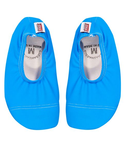 Coega Light Blue Pool and Beach Shoes