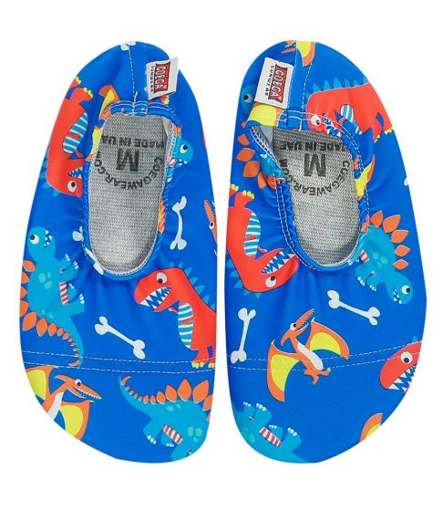 Coega Dinosaurs Pool and Beach Shoes