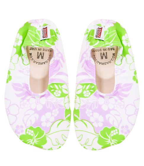 Coega Pastel Floral Pool and Beach Shoes