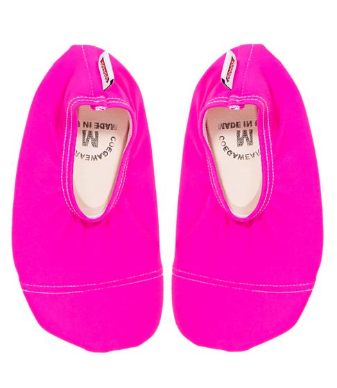 Coega Pink Solid Pool and Beach Shoes